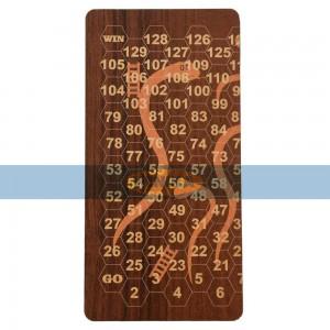 بازی فکری مار و پله و تخته نرد مدل winika-05-تصویر 2