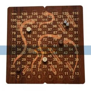 بازی فکری مار و پله و تخته نرد مدل winika-05-تصویر 4