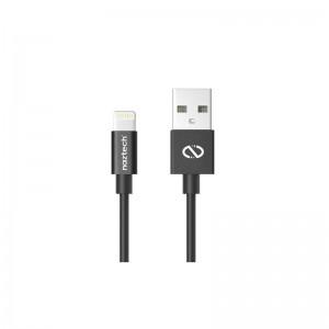 کابل تبدیل USB به Lightning نزتک مدل MFI TPE Durable