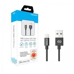 کابل تبدیل USB به Lightning نزتک مدل MFI TPE Durable-تصویر 2