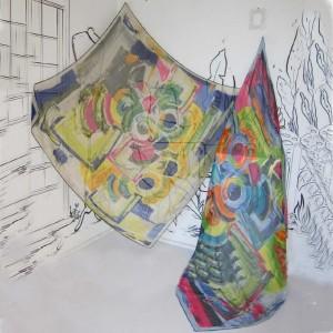 روسری کد ۱۳۵-تصویر 5