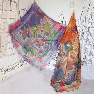 روسری کد ۱۳۵-تصویر 3