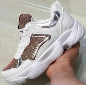 کفش هولوگرامی زنانه