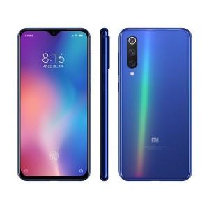 موبایل شیائومی ۱۲۸ 48مگاپیسل  رنگ آبی وسیاه
