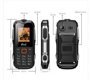 گوشی ضد آب e&l مدل K6900-تصویر 3