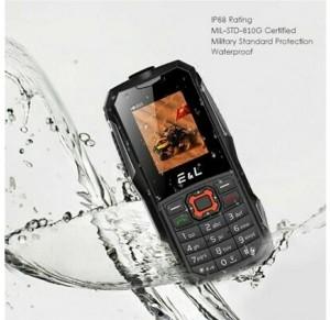 گوشی ضد آب e&l مدل K6900-تصویر 4