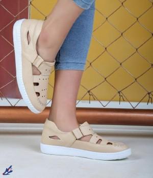 کفش چرم تابستانی-تصویر 2