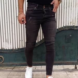 شلوار جین زغالی