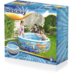استخر بادی ساده بست وی bestway 51121-تصویر 3