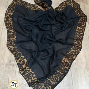 روسری نخی اسپان منگوله دار-تصویر 2