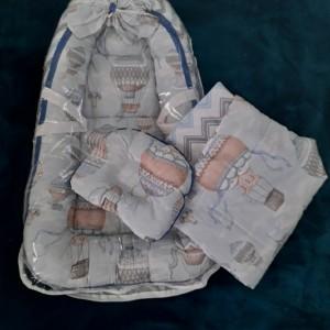 تشک لبه دار نوزاد تاپ مدل کاریز-تصویر 2