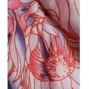 شال طرح گل چهار فصل-تصویر 2