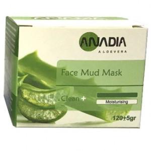 ماسک صورت آنادیا مدل آلوئه ورا وزن 120 گرم-تصویر 2