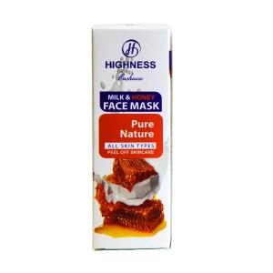 ماسک صورت انشور هاینس مدل Milk & Honey حجم 120 میلی لیتر-تصویر 3