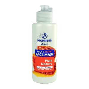 ماسک صورت انشور هاینس مدل Milk & Honey حجم 120 میلی لیتر-تصویر 2