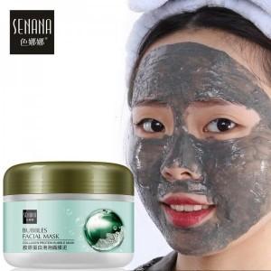 ماسک صورت سنانا مدل Bubbles-تصویر 2
