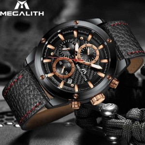 ساعت مردانه Megalith Chornograph