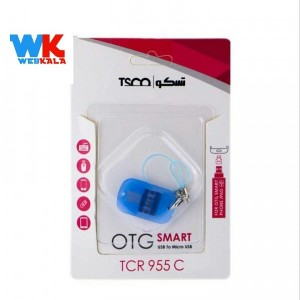 مبدل OTG microUSB تسکو مدل TCR 955C-تصویر 3
