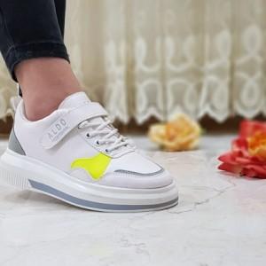 کفش کتانی اسپرت سفید آلدو-تصویر 2