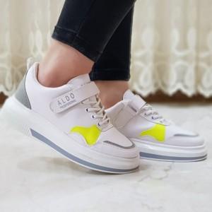 کفش کتانی اسپرت سفید آلدو