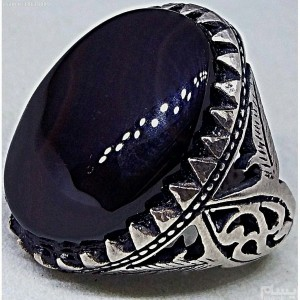 انگشتر سلطنتی شفت العبد یمانی