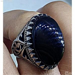 انگشتر سلطنتی شفت العبد یمانی-تصویر 2