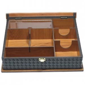 جعبه پذیرایی جعبه دمنوش چای کیسه ای و دمنوش لوکس باکس کد LB58-تصویر 4