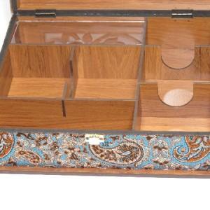 جعبه پذیرایی جعبه دمنوش جعبه آجیل و خشکبار لوکس باکس کد LB59-تصویر 3
