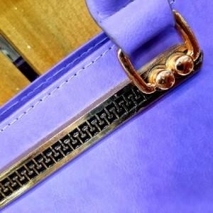 کیف خارجی Purple-تصویر 2