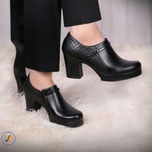 کفش پاشنه دار پشت شنل-تصویر 2