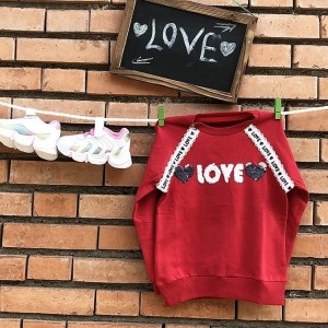 تک بلوز دورس پنبه Al Love-تصویر 3