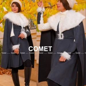 چهار تکه لباس شنل دار شکلا-تصویر 4