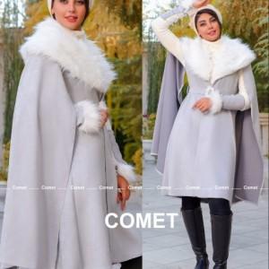 چهار تکه لباس شنل دار شکلا-تصویر 3