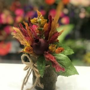 گلدان چوبی-تصویر 3
