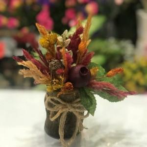 گلدان چوبی-تصویر 2
