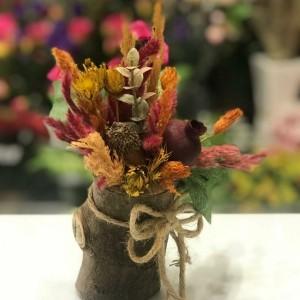 گلدان چوبی-تصویر 4