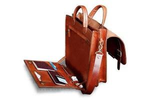 کیف چرمی رودوشی میچر کد ky130-تصویر 2