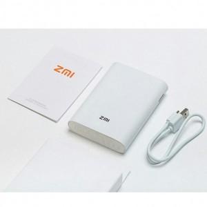 پپاور بانک و مودم همراه ۴G شیائومی مدل ZMI MF855 با ظرفیت ۷۸۰۰mAh-تصویر 3