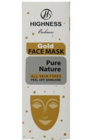 ماسک طلا هاینس