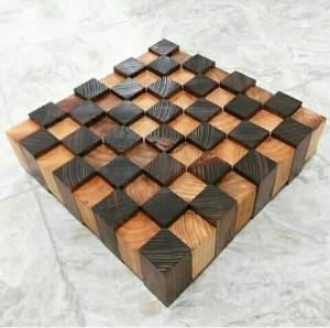 شطرنج چوبی-تصویر 2