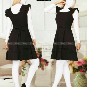 لباس مجلسی عروسکی-تصویر 3