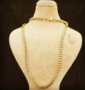 زنجیر طلا 18 عیار