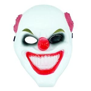 ماسک نمایشی طرح دلقک تک چشم