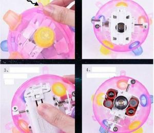اسباب بازی طرح توپ دیوانه-تصویر 2