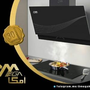 هود مکانیکی امگا مدل ایتال مشکی-تصویر 3
