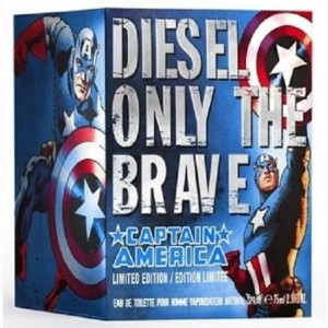 ادکلن مردانه Only The Brave Captain America 75ml-تصویر 2