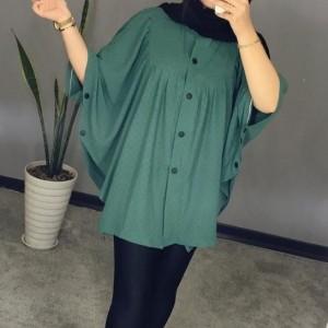 مانتو زنانه ابروبادی مدل تینا-تصویر 4
