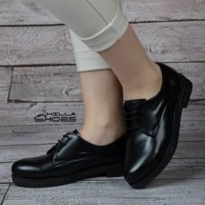 کفش کالج بندی ساده