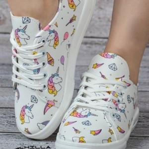 کفش تخت ونس یونیکورن بندی-تصویر 4