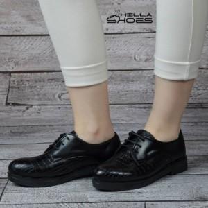 کفش کالج طرح دار بندی-تصویر 2